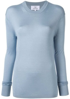 Calvin Klein lightweight silk top