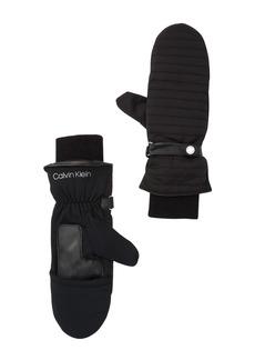 Calvin Klein Linea Quilted Mittens