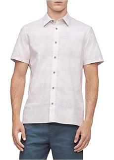 Calvin Klein Linen Refined Casual Shorts
