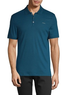 Calvin Klein Liquid Cotton Polo