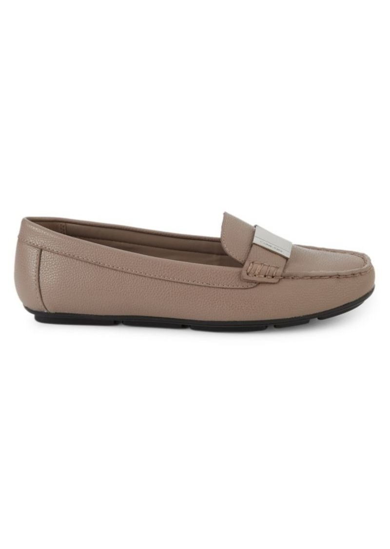 Calvin Klein Lisa Tumbled Loafers