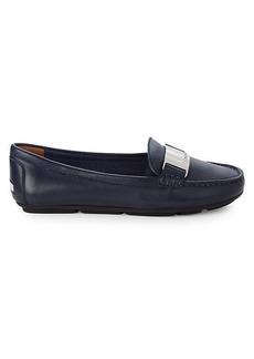 Calvin Klein Lisette Leather Loafers