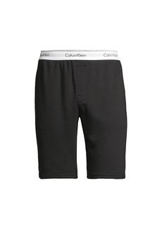 Calvin Klein Logo Band Shorts