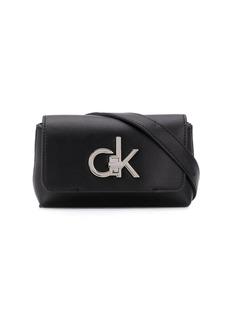 Calvin Klein logo clasp belt bag