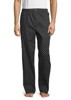 Calvin Klein Logo Cotton Sleep Pants