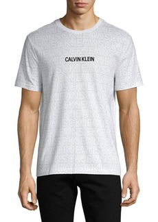 Calvin Klein Logo Cotton T-Shirt