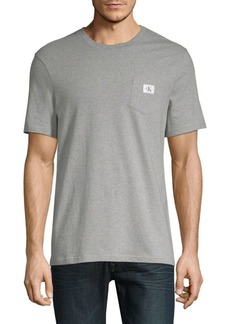 Calvin Klein Logo Cotton Tee