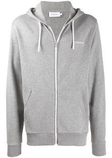 Calvin Klein logo drawstring hoodie