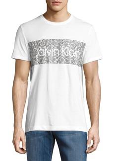 Calvin Klein Logo Graphic Tee