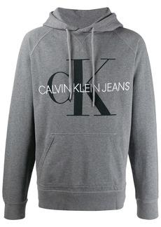 Calvin Klein logo hooded sweatshirt
