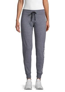 Calvin Klein Logo Leg Joggers