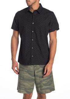 Calvin Klein Logo Monogram Short Sleeve Shirt