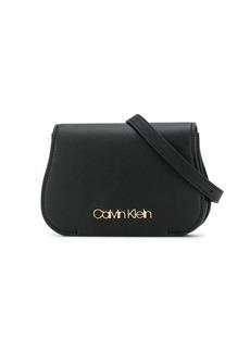 Calvin Klein logo plaque belt bag