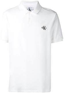 Calvin Klein logo polo shirt