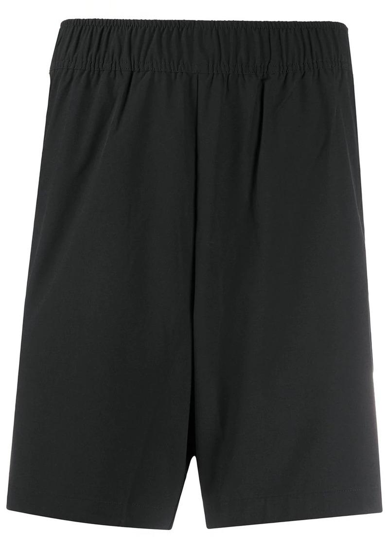 Calvin Klein logo print bermuda shorts
