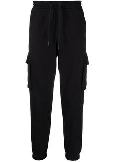 Calvin Klein logo-print cargo pants