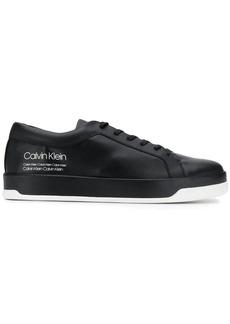 Calvin Klein logo print sneakers