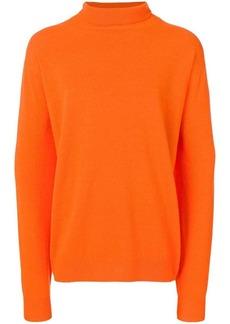 Calvin Klein logo print sweater