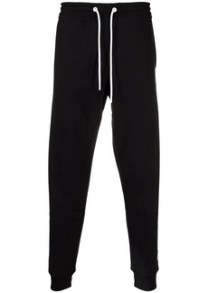 Calvin Klein logo-print track pants