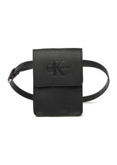 Calvin Klein Logo Printed Belt Bag