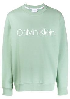 Calvin Klein logo printed sweater