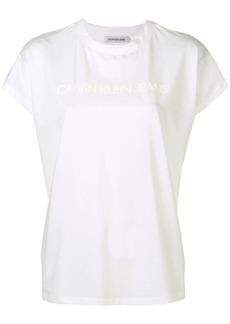 Calvin Klein logo printed T-shirt