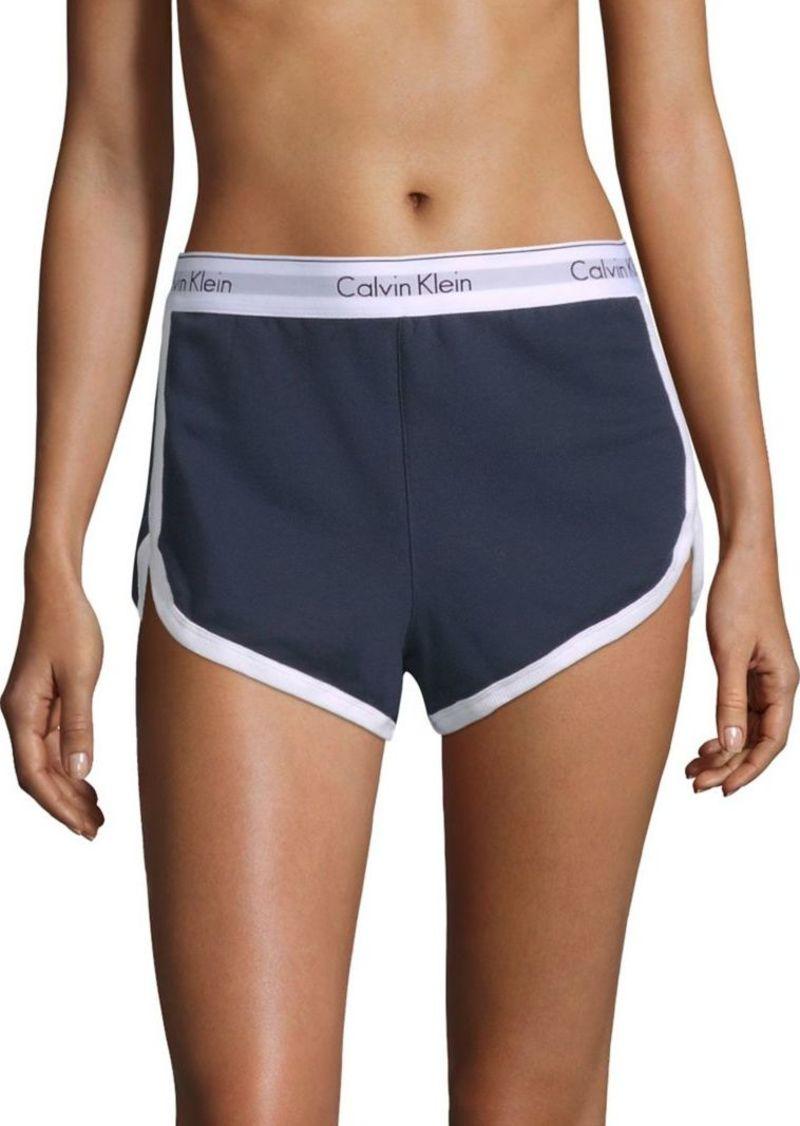 Calvin Klein Logo Sleep Shorts