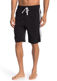 Calvin Klein Logo Stripe Lounge Sleep Shorts