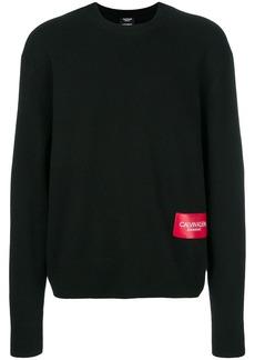 Calvin Klein logo sweater