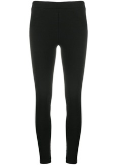 Calvin Klein logo tape leggings