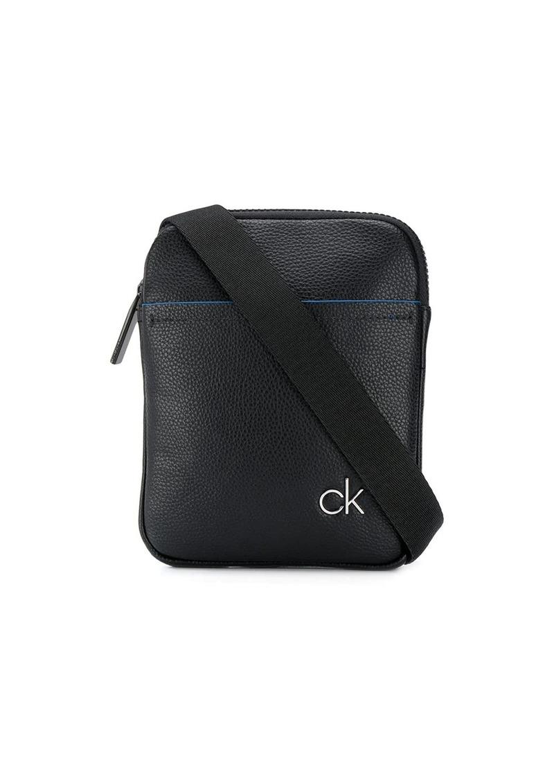 Calvin Klein logo zipped belt bag