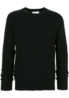 Calvin Klein long-sleeve fitted sweater