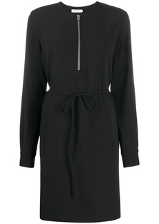 Calvin Klein long-sleeved midi dress