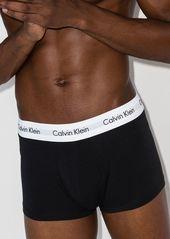 Calvin Klein low-rise boxer set