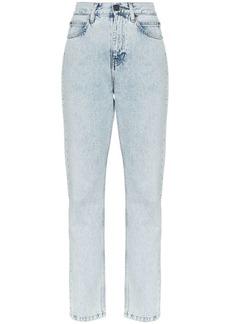 Calvin Klein low rise slim leg jeans