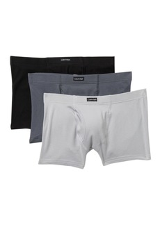 Calvin Klein Low Rise Trunks - Pack of 3