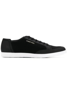Calvin Klein low-top mesh sneakers