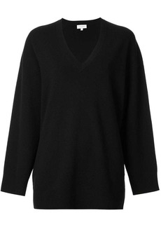 Calvin Klein low v-neck jumper