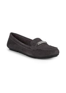Calvin Klein Lunasi Suede Loafers