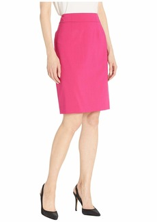 Calvin Klein Lux Straight Skirt