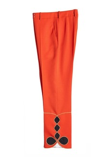 Calvin Klein Mariachi Trousers with Embroidery