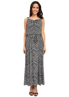 Calvin Klein Maxi Dress w/ Hardware