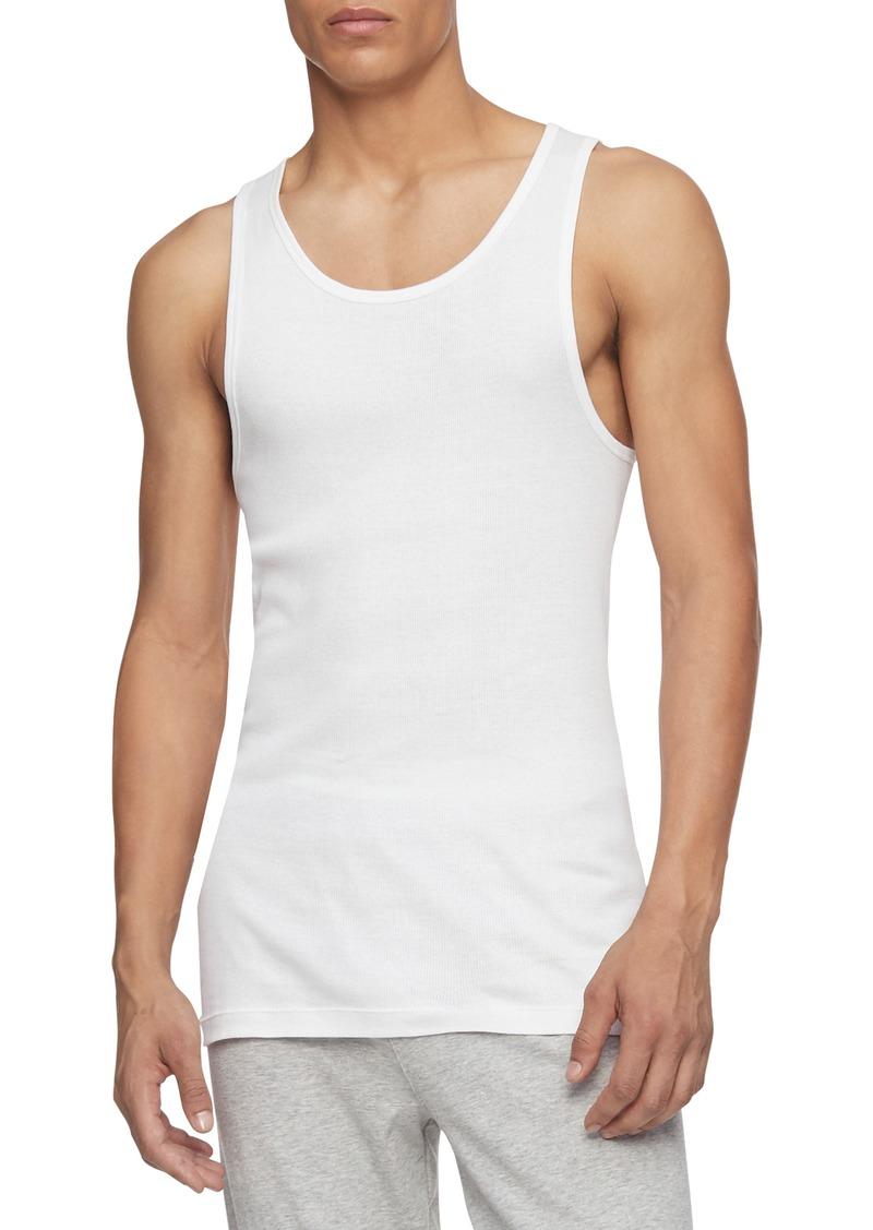 Men's Calvin Klein 3-Pack Cotton Tank