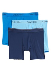 Men's Calvin Klein 3-Pack Microfiber Boxer Briefs