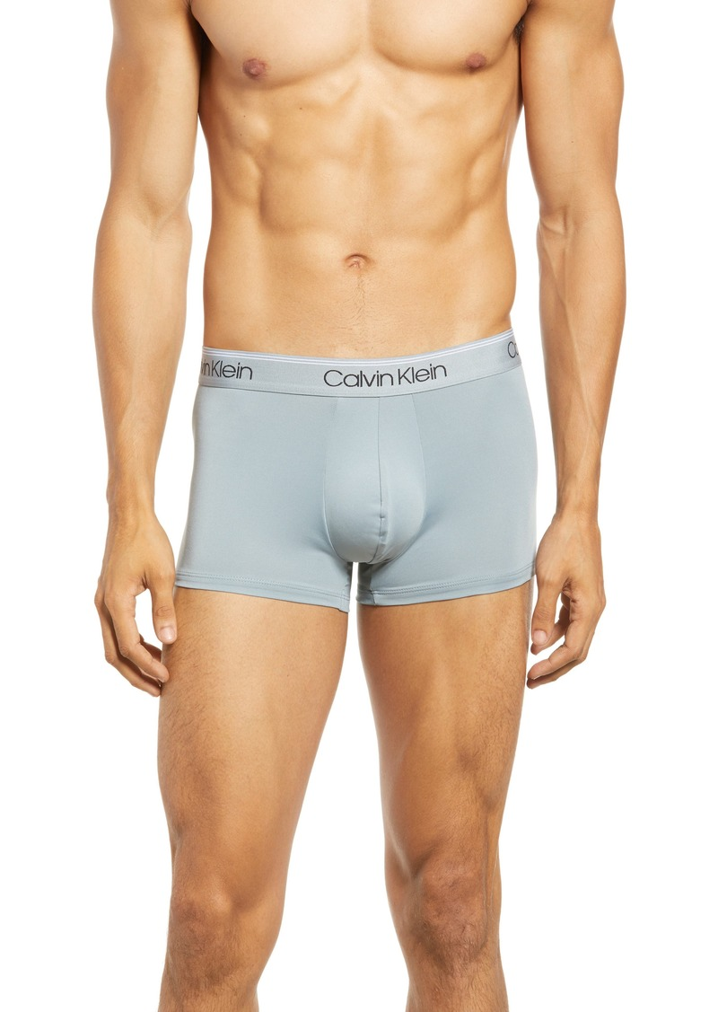 Men's Calvin Klein Assorted 4-Pack Microstretch Performance Trunks
