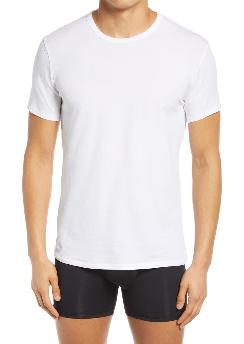 Men's Calvin Klein Men's 3-Pack Stretch Cotton Crewneck T-Shirts