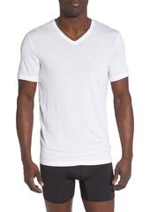 Men's Calvin Klein Ultrasoft Stretch Modal V-Neck T-Shirt