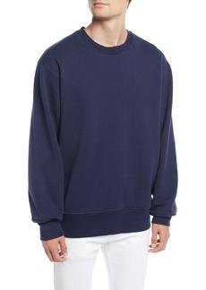 Calvin Klein Men's Oversized Crewneck Sweatshirt