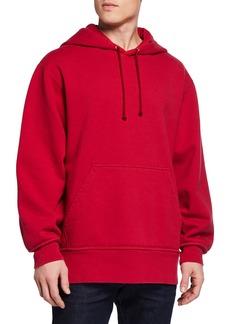 Calvin Klein Men's Oversized Hoodie Sweatshirt
