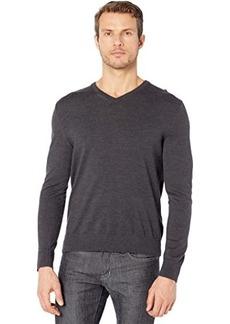 Calvin Klein Merino V-Neck Sweater